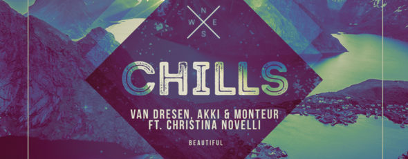 My new melodic deep house track Beautiful with Christina Novelli is OUT NOW!